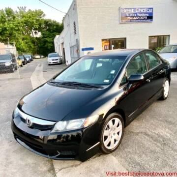 2010 Honda Civic for sale at Best Choice Auto Sales in Virginia Beach VA