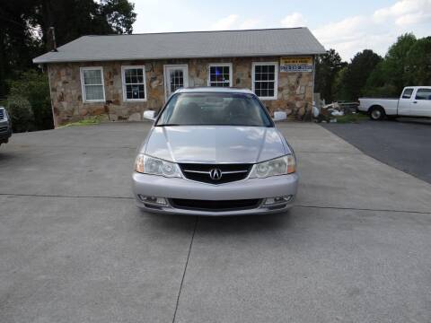 2003 Acura TL for sale at Flywheel Auto Sales Inc in Woodstock GA