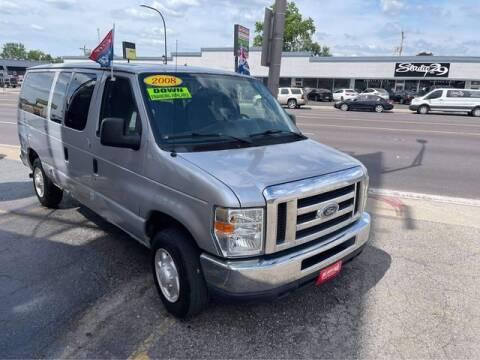 2008 Ford E-Series Wagon for sale at JBA Auto Sales Inc in Stone Park IL