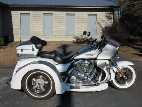 2013 Kawasaki Vulcan Voyager 1700 for sale at Blue Ridge Riders in Granite Falls NC