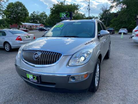 2008 Buick Enclave for sale at BK2 Auto Sales in Beloit WI
