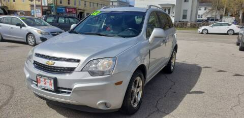 2012 Chevrolet Captiva Sport for sale at Union Street Auto in Manchester NH