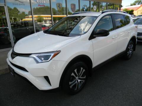 2017 Toyota RAV4 for sale at Platinum Motorcars in Warrenton VA