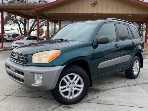 2002 Toyota RAV4 for sale at ALIC MOTORS in Boise ID