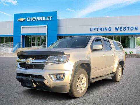 2018 Chevrolet Colorado for sale at Uftring Weston Pre-Owned Center in Peoria IL
