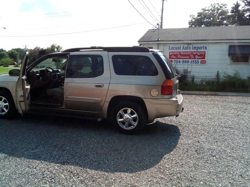2004 GMC Envoy XL for sale at Locust Auto Imports in Locust NC