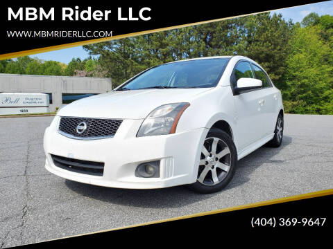 2012 Nissan Sentra for sale at MBM Rider LLC in Alpharetta GA