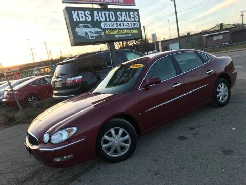 2006 Buick LaCrosse for sale at KBS Auto Sales in Cincinnati OH