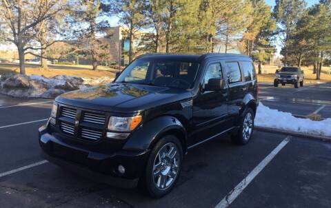 2010 Dodge Nitro for sale at QUEST MOTORS in Englewood CO