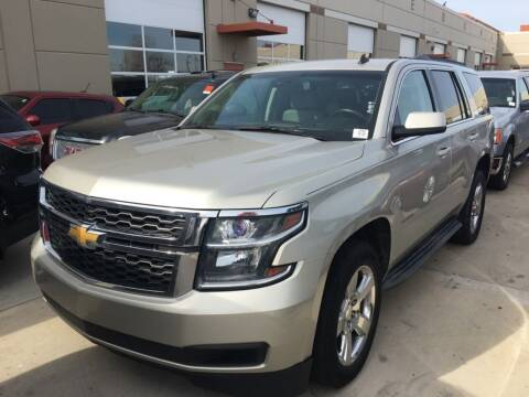 2015 Chevrolet Tahoe for sale at Access Motors Co in Mobile AL