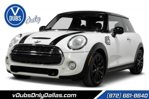 2015 MINI Hardtop 2 Door for sale at VDUBS ONLY in Dallas TX