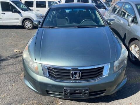 2008 Honda Accord for sale at Auto Legend Inc in Linden NJ