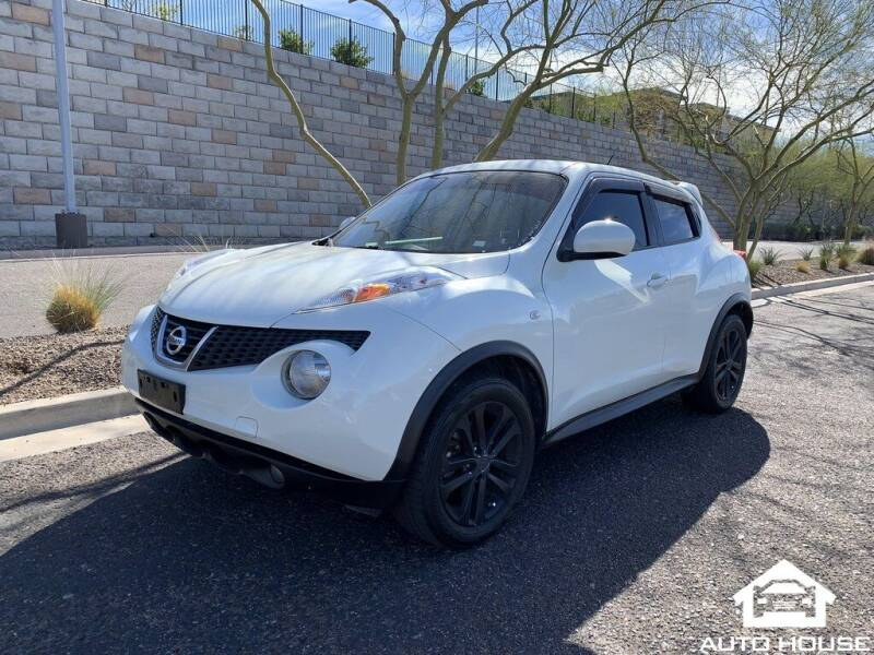 2012 Nissan JUKE for sale at AUTO HOUSE TEMPE in Tempe AZ