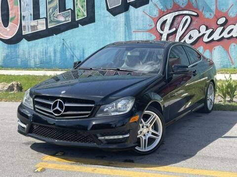 2015 Mercedes-Benz C-Class for sale at Palermo Motors in Hollywood FL