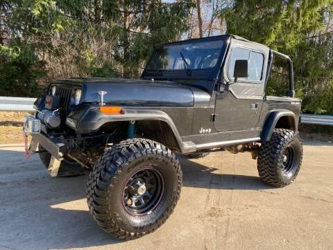 1995 Jeep Wrangler for sale at Encore Auto in Niles MI