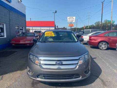 2011 Ford Fusion for sale at Global Motors 313 in Detroit MI