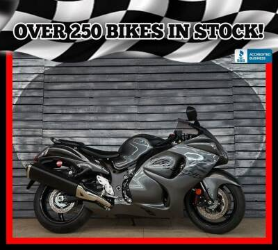2020 Suzuki Hayabusa for sale at AZautorv.com in Mesa AZ