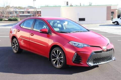 2018 Toyota Corolla for sale at Auto Guia in Chamblee GA