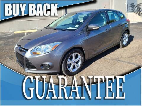 2013 Ford Focus for sale at Reliable Auto Sales in Las Vegas NV