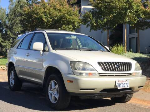 2000 Lexus RX 300 for sale at AutoAffari LLC in Sacramento CA