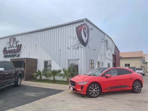 2019 Jaguar I-PACE for sale at Barrett Auto Gallery in San Juan TX