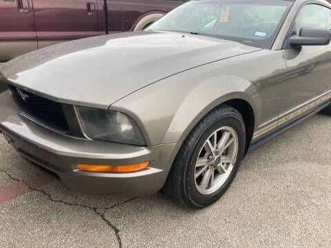 2005 Ford Mustang for sale at Peppard Autoplex in Nacogdoches TX