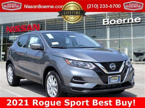 2021 Nissan Rogue Sport for sale at Nissan of Boerne in Boerne TX