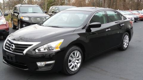 2013 Nissan Altima for sale at JBR Auto Sales in Albany NY