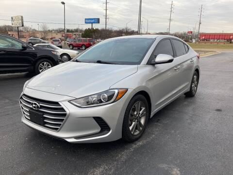 2018 Hyundai Elantra for sale at Auto Outlets USA in Rockford IL