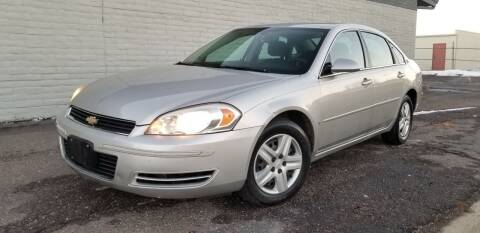2006 Chevrolet Impala for sale at LA Motors LLC in Denver CO
