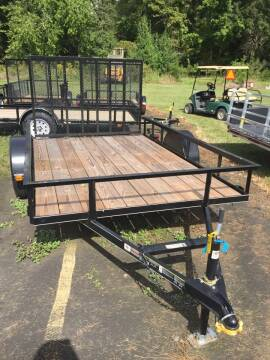 2020 New Carry-On 6'4x10 GW for sale at Tripp Auto & Cycle Sales Inc in Grimesland NC