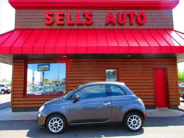 2014 FIAT 500 for sale at Sells Auto INC in Saint Cloud MN