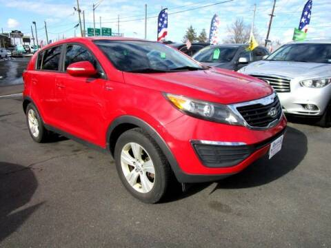 2012 Kia Sportage for sale at American Auto Group Now in Maple Shade NJ
