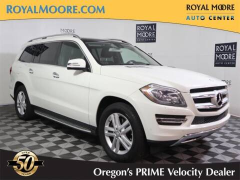 2013 Mercedes-Benz GL-Class for sale at Royal Moore Custom Finance in Hillsboro OR