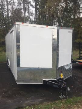 2020 New Cynergy 8.5x20 TA Adv. Enclo Trailer for sale at Tripp Auto & Cycle Sales Inc in Grimesland NC
