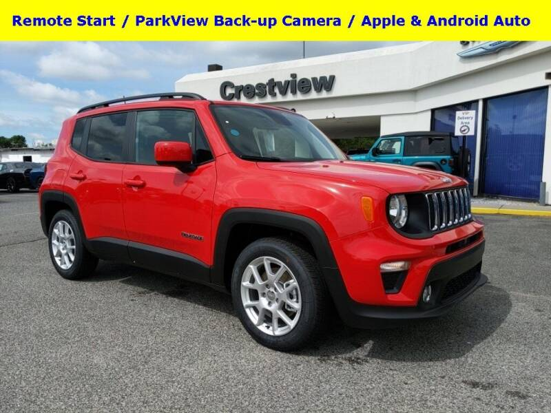 2020 Jeep Renegade for sale in Crestview, FL