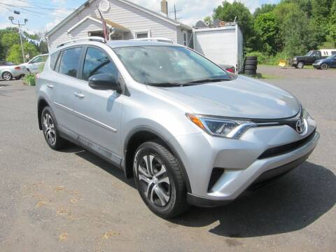 2016 Toyota RAV4 for sale at K & R Auto Sales,Inc in Quakertown PA