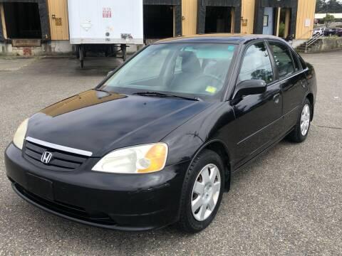 2001 Honda Civic for sale at South Tacoma Motors Inc in Tacoma WA