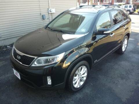 2015 Kia Sorento for sale at Pinto Automotive Group in Trenton NJ