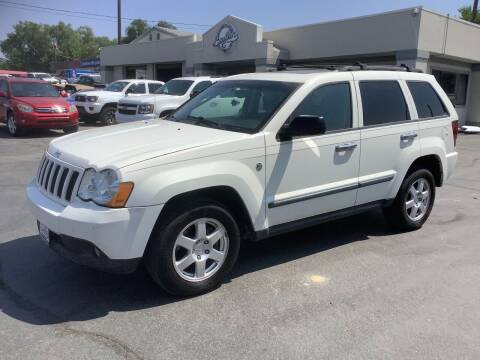 2008 Jeep Grand Cherokee for sale at Beutler Auto Sales in Clearfield UT