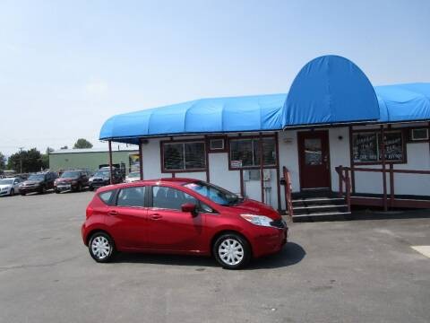 2015 Nissan Versa Note for sale at Jim's Cars by Priced-Rite Auto Sales in Missoula MT