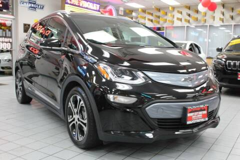 2017 Chevrolet Bolt EV for sale at Windy City Motors in Chicago IL