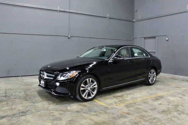 2016 Mercedes-Benz C-Class for sale at EA Motorgroup in Austin TX