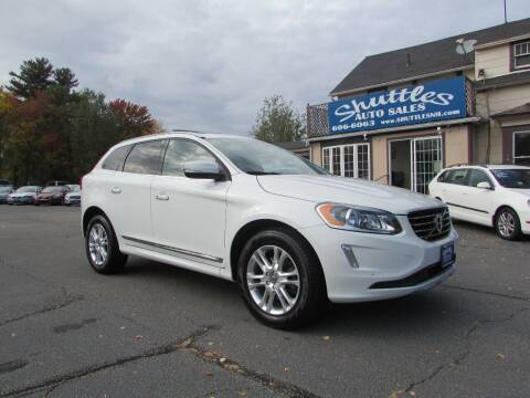 2016 Volvo XC60 for sale at Shuttles Auto Sales LLC in Hooksett NH