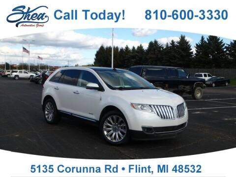 2013 Lincoln MKX for sale at Jamie Sells Cars 810 - Linden Location in Flint MI