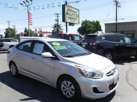 2017 Hyundai Accent for sale at HILMAR AUTO DEPOT INC. in Hilmar CA