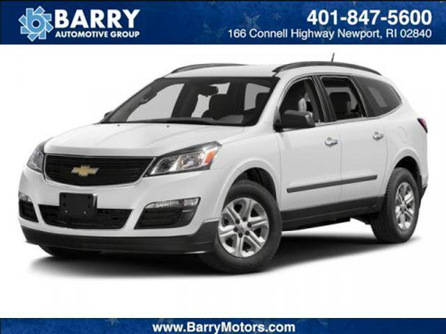 2017 Chevrolet Traverse for sale at BARRYS Auto Group Inc in Newport RI