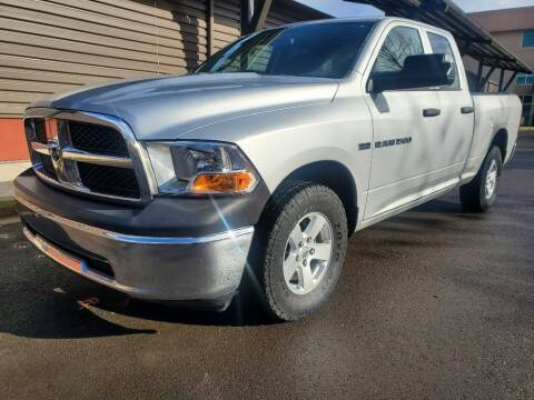 2012 RAM Ram Pickup 1500 for sale at VIking Auto Sales LLC in Salem OR