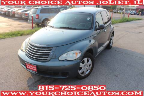 2006 Chrysler PT Cruiser for sale at Your Choice Autos - Joliet in Joliet IL