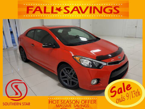 2016 Kia Forte Koup for sale at Southern Star Automotive, Inc. in Duluth GA